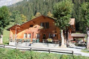 Hotel Steinbock - Kandersteg