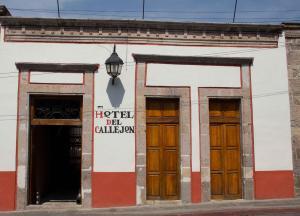 Hotel Del Callejon Morelia