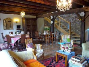 Chambres d'Hôtes Logis de l'Etang de l'Aune, Bed and breakfasts  Iffendic - big - 55