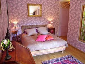 Chambres d'Hôtes Logis de l'Etang de l'Aune, Bed and breakfasts  Iffendic - big - 8