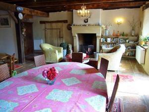 Chambres d'Hôtes Logis de l'Etang de l'Aune, Bed and breakfasts  Iffendic - big - 56