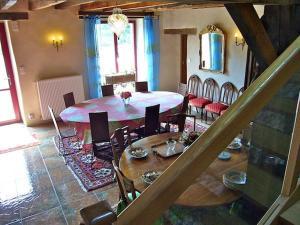 Chambres d'Hôtes Logis de l'Etang de l'Aune, Bed and breakfasts  Iffendic - big - 57