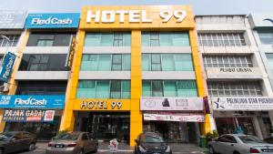 Hotel Double Nine Pusat Bandar Puchong Kuala Lumpur