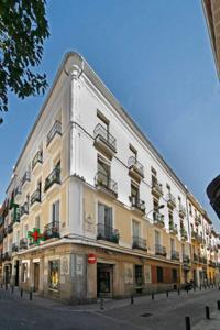 Мадрид - Hostal San Antonio