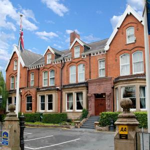 Best Western Willowbank Hotel Manchester