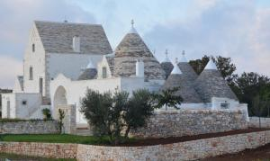 Nearby hotel : Masseria Serralta
