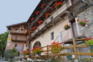 Hotel Ristorante La Font, Hotels  Castelmagno - big - 32
