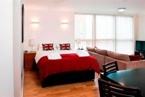 Your Space Apartments - Byron House Studio, Apartmány  Cambridge - big - 8