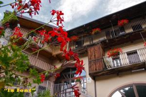 Hotel Ristorante La Font, Hotels  Castelmagno - big - 23