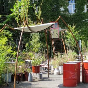 Foto-Motel + fensterzumhof, Penziony  Kassel - big - 3