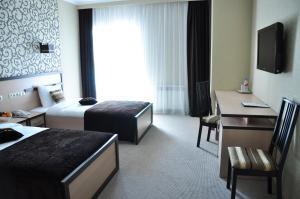 Отель Оазис - фото 21