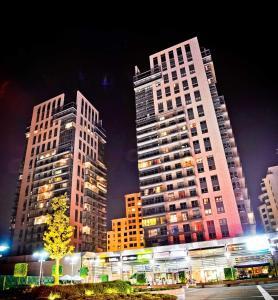 Platinum Towers
