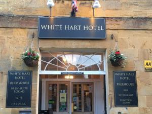 Марток - The White Hart Hotel