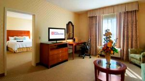 Hilton Garden Inn Sacramento Elk Grove, Отели  Элк-Гров - big - 8