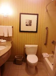 Hilton Garden Inn Sacramento Elk Grove, Отели  Элк-Гров - big - 6