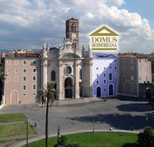 Рим - Domus Sessoriana