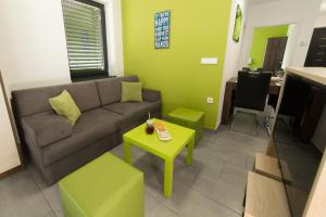 Apartmaji Banonia Travniška rosa