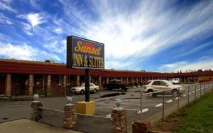 Sunset Inn and Suites West Sacramento