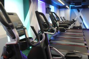 Fitnesa centrs 7 Days City Hotel