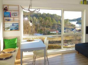 Apartment mit Meerblick. Neu, modern, komfortabel