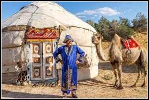 Aidar Yurt Camp