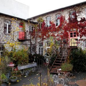 Foto-Motel + fensterzumhof, Penziony  Kassel - big - 27