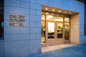 Drury Court Hotel, Hotels  Dublin - big - 32