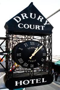 Drury Court Hotel, Hotels  Dublin - big - 31