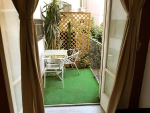 Twin/Double room with Private Bathroom - Balcony/terrace Oberdan Bed & Breakfast