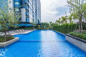 Swimming pool LPN Sea View Huahin Chaam