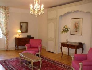 Two-Bedroom Apartment Appartement du Château du Grand Bouchet