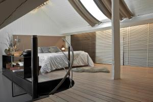 B&B Nord Sud House, Bed and Breakfasts  Brusel - big - 16