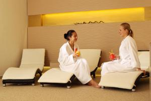 Hotel Seelust, Hotels  Cuxhaven - big - 23