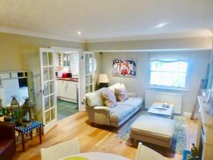 obrázek - 2 Bedroom Apartment in Brighton with sea view sleeps 3