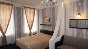 Аллюрия на Мытнинской, Отели  Санкт-Петербург - big - 26