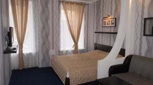 Аллюрия на Мытнинской, Отели  Санкт-Петербург - big - 11