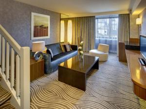 Maisonette Suite with Cathedral View and Executive Lounge Access
