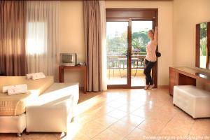 Vergos Hotel, Апарт-отели  Вурвуру - big - 77