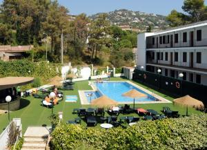Bed & Breakfast «Evenia Montevista», Lloret de Mar
