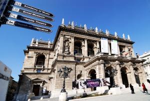 Apartments Opera(Budapest)