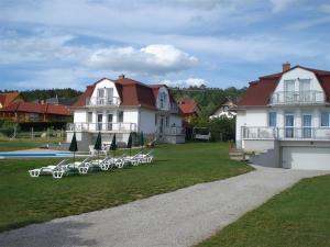 Festetics Apartman, Ferienwohnungen  Gyenesdiás - big - 10