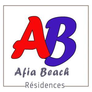 Residence Afia Beach