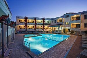 Ariadne Hotel Apartment, Apartmanhotelek  Platanész - big - 24