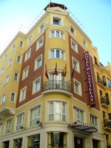 马德里卡斯蒂拉斯二世酒店 (II Castillas Madrid)