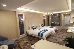 Twin Room Hohhot Weite Hotel