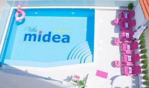 Ein bild von Villa Midea
