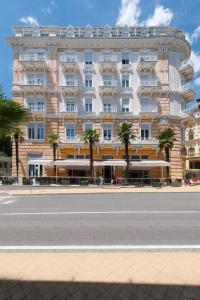 Hotel Bristol by OHM Group, Hotel  Opatija (Abbazia) - big - 39