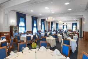 Hotel Bristol by OHM Group, Hotel  Opatija (Abbazia) - big - 22