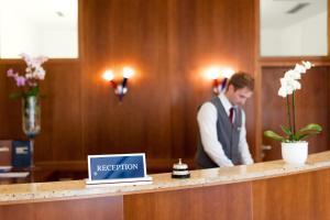Hotel Bristol by OHM Group, Hotel  Opatija (Abbazia) - big - 34