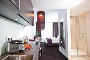 Goodman's Living, Appartamenti  Berlino - big - 16